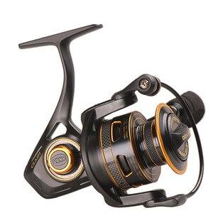 Image 2 - Penn Clash 3000 8000 Spinning Fishing Reel 8+1BB Full Metal Body Spinning Wheel for Saltwater Carp Fishing Carretilha De Pesca
