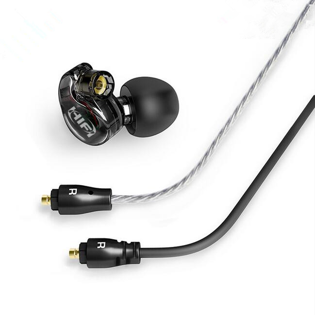 2016 HIFI Union A8 Dynamic Unit In Ear Earphone DIY HIFI Earphone With MMCX Calbe Bass Earphone Free Shipping купить
