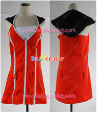 Kingdom Hearts II Cosplay Costume Kairi Dress H008