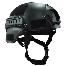 Military Police Supplies Mich 2000 Airsoft CS Combat Helmet Tactical Army Wargame