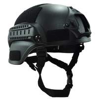 Mich 2000 Military Tactical Helmets ABS Plastic For Airsoft Wargame Paintball Accessories ARC Rail Head Protector