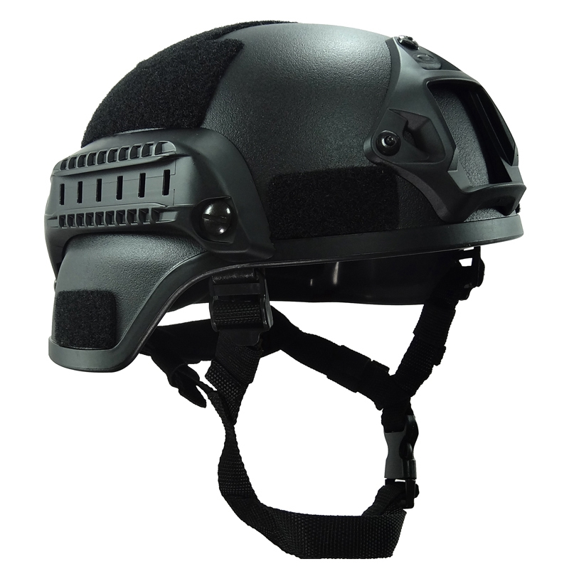 Military Police Supplies Mich 2000 Airsoft CS Combat Helmet Tactical Army Wargame Paintball Head Protector Helmet Field Gear