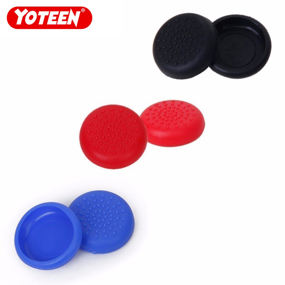 4Pcs Thumb Stick Joystick For PS4 XBOX 360 Dualshock 4 Controller Analog Thumbstick Caps for Ps4 Slim/Pro Xbox One Cover Case