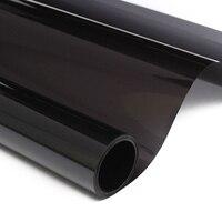 Cars Ultra Limo Black Window Tint Film VLT 1 Auto Car House Roll 50cm 6m DXY88