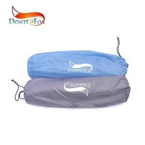 Image 5 - 1 шт. самонадувающиеся подушки для сна Desert & Fox с надувной подушкой, удобный надувной матрас для палатки, походов, пешего туризма