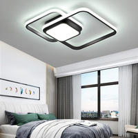 LICAN Bedroom Living room Ceiling Lights Modern LED lampe plafond avize Modern LED Ceiling Lights lamp with remote control