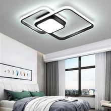 LICAN 침실 거실 천장 조명 lampe plafond avize 현대 LED 천장 조명 램프 원격 제어