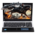 4GB+1TB 15.6Inch Large Screen Quad Core J1900 Windows 7/8.1 Notebook PC Laptop Computer with DVD ROM for school,office or home