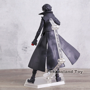 Image 4 - Persona 5 Shujinkou and Morgana Joker Figma 363 Moveable Action Figure Collection Model Doll Toy