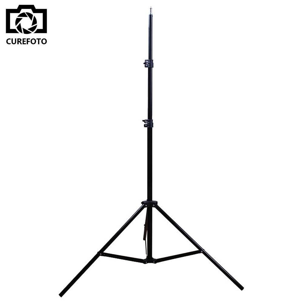 2m Light Stand Tripod Photo Studio Accessories For Softbox Photography Video Flash Lamps Umbrellas Reflector Lighting Vive цена