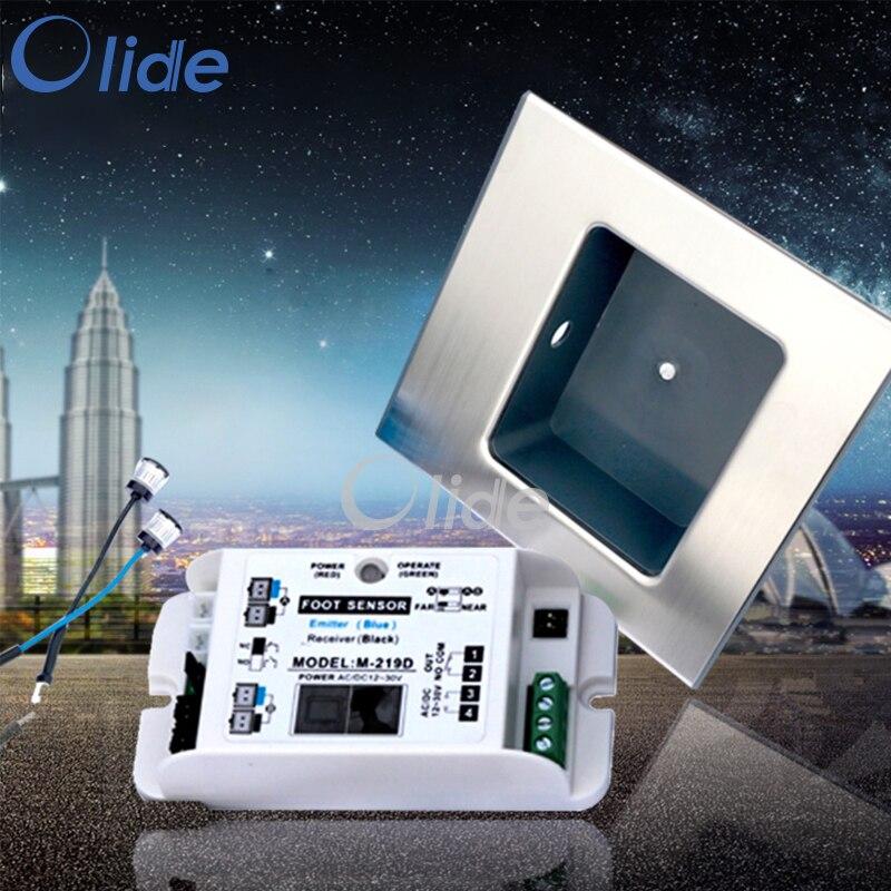 Foot Sensor/ Inductive Switch,Autodoor Motion Switch AC/DC 12-36VFoot Sensor/ Inductive Switch,Autodoor Motion Switch AC/DC 12-36V