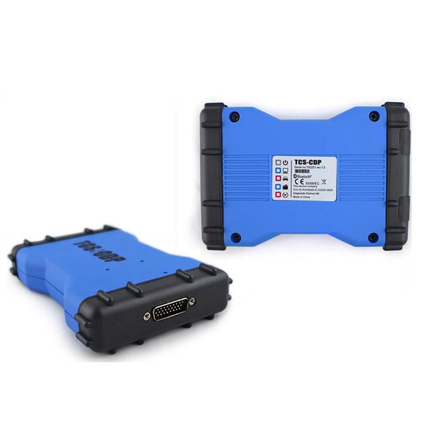 O Envio gratuito de New VCI V2015.R1 Ativo Livre TCS CDP Pro ALÉM de VCI TCS CDP Ferramenta De Diagnóstico Tcs Scanner Como CDP MVDIAG