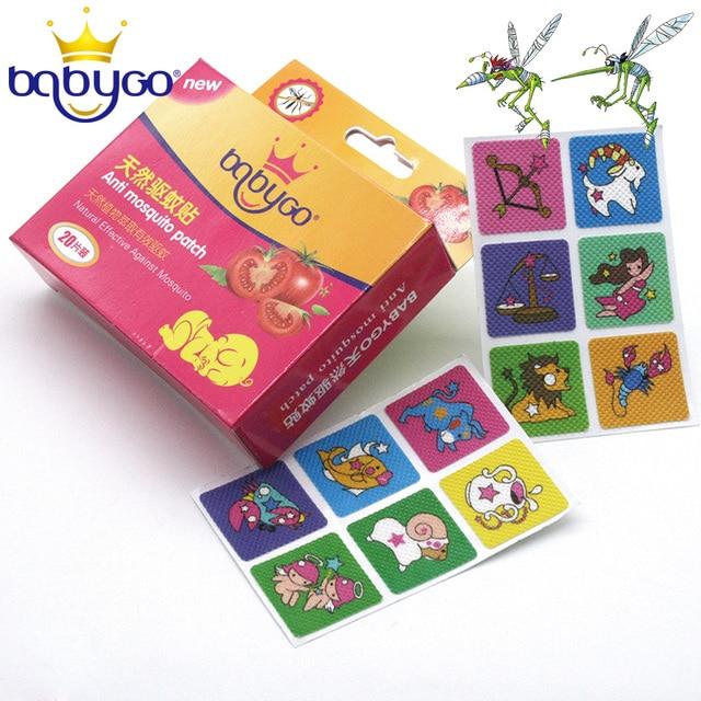 Babygo Ummer Baby Natural Essential Oil Anti Mosquito Repellent