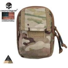 Emersongear Detective Equipment Waist bag Molle military airsoft painball combat gear pouch EM8338