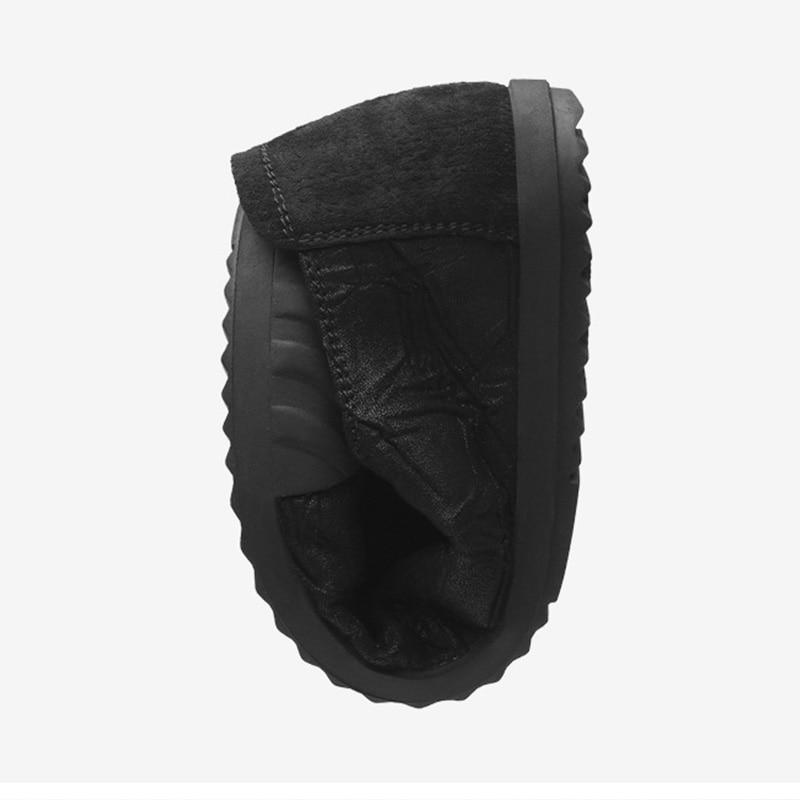 f8a589ebe07e Pour Mocassins De Marque Noir Qualité Casual Hommes Chaussures kaki Homme  Souple En Cuir marron Mode ...