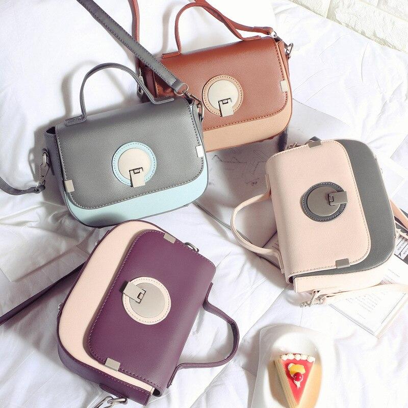 e estilo coreano bolsa de Exterior : Nenhum