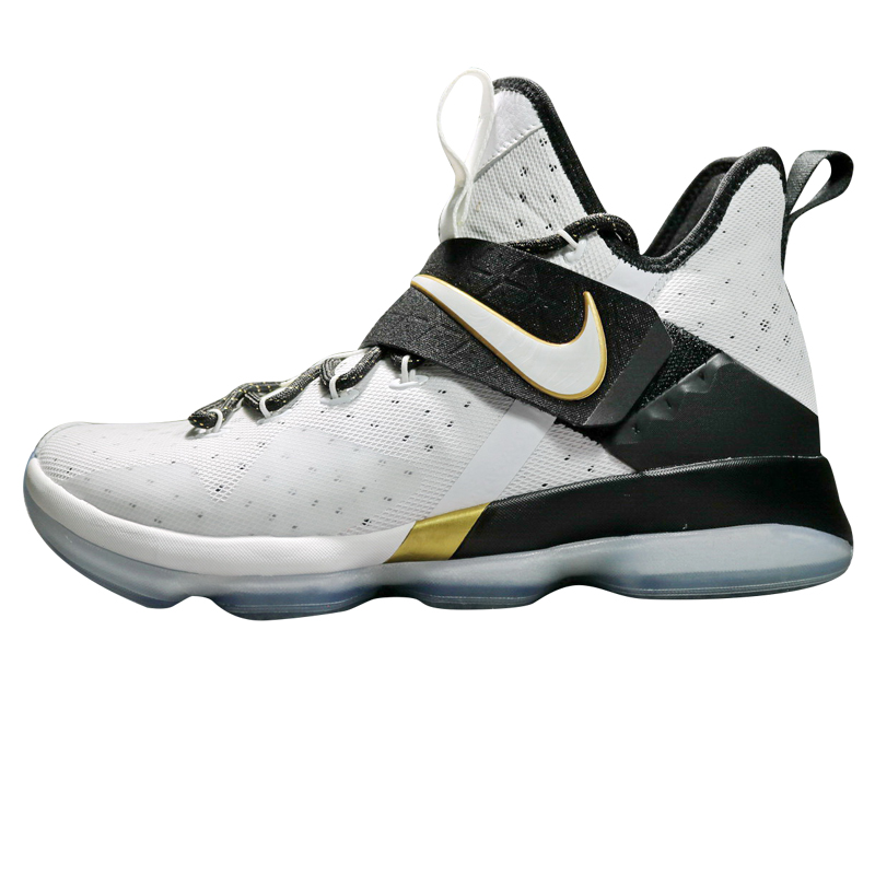 fb8d7819f0d5 ... release date 3d9a8 d0f7d  new style nike lebron 14 bhm lbj14 men  basketball shoesoutdoor sneakers shoeswhite shock absorption non slip