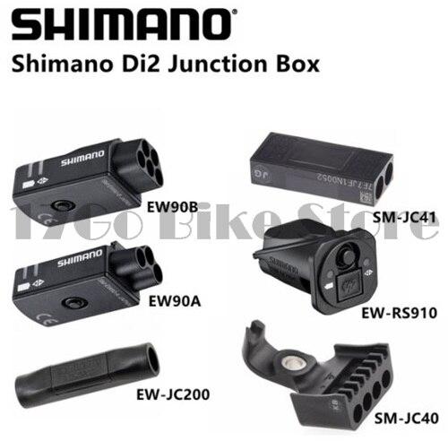 Shimano SM-JC41 Di2 armature interne boîte de jonction 4-Port