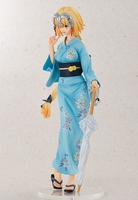 Vogue Ruler Joan of Arc Jeanne d Arc Game Fate Grand Order Zero Stay Night Kyrielight Bathrobe Japan Style Figure Figurine Toy
