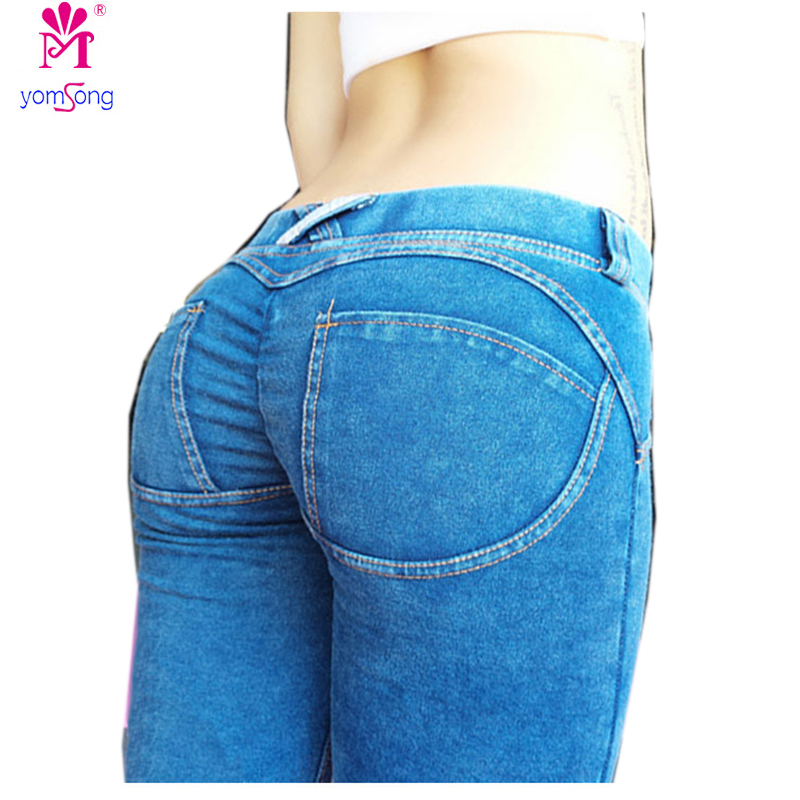 Yomsong Jeans Women