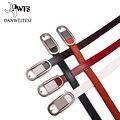 [Dwts] mujeres buen cinturón de cuero cinturones mujer cinturones de mujer cinturones de mujer de cuero genuino de la correa de cuero real para las mujeres