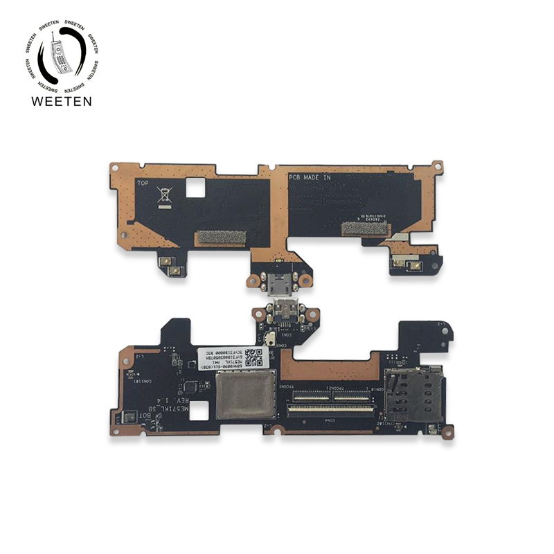 купить 3G 4G LTE & Wifi Version Charging USB Jack Board For Google NEXUS 7 2nd 2013 ME571K ME571KL K008 K009 USB Charger Board parts по цене 2923.21 рублей
