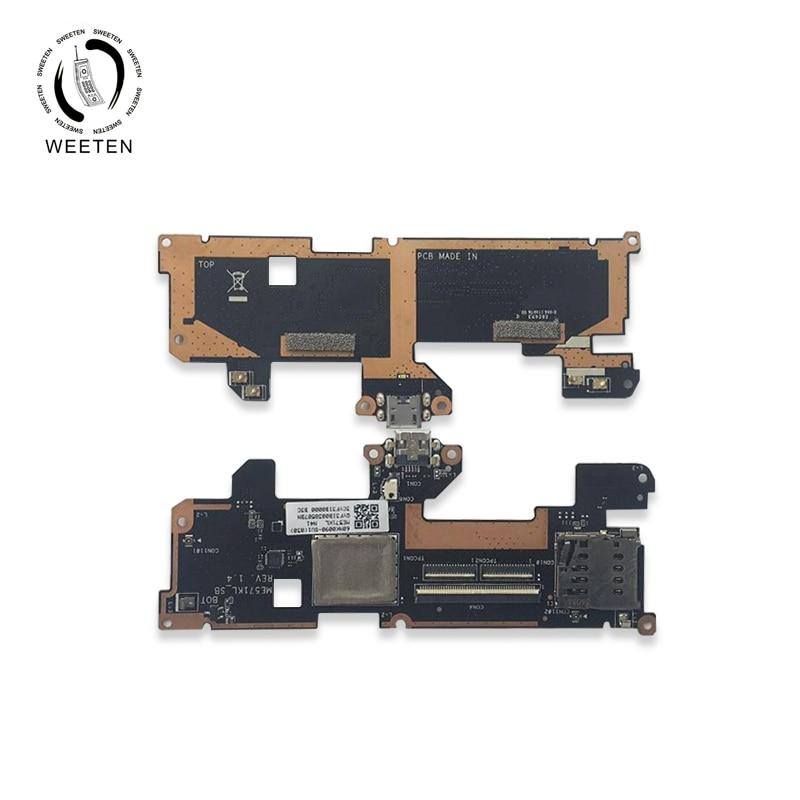 3G 4G LTE & Wifi Version Charging USB Jack Board For Google NEXUS 7 2nd 2013 ME571K ME571KL K008 K009 USB Charger Board Parts