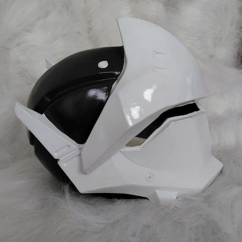 OWT Watch Over Genji Cosplay Mask Japan Carbon Black Helmet Costume Mask