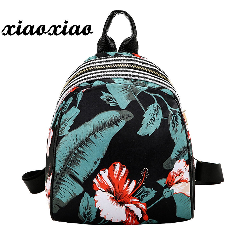 Women Feather Printing Backpacks Teenager Girls Travel Backpack Mini Soft School Bag Rucksack Autumn Female Backpacks Mochilas-in Backpacks from Luggage & Bags on Aliexpress.com | Alibaba Group