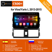 Ownice C500+ G10 Android 8.1 Octa Core 2G RAM 32G ROM Car Radio player GPS For Toyota VIOS/YARiS L 2013 2014 2015 support DVD 4G