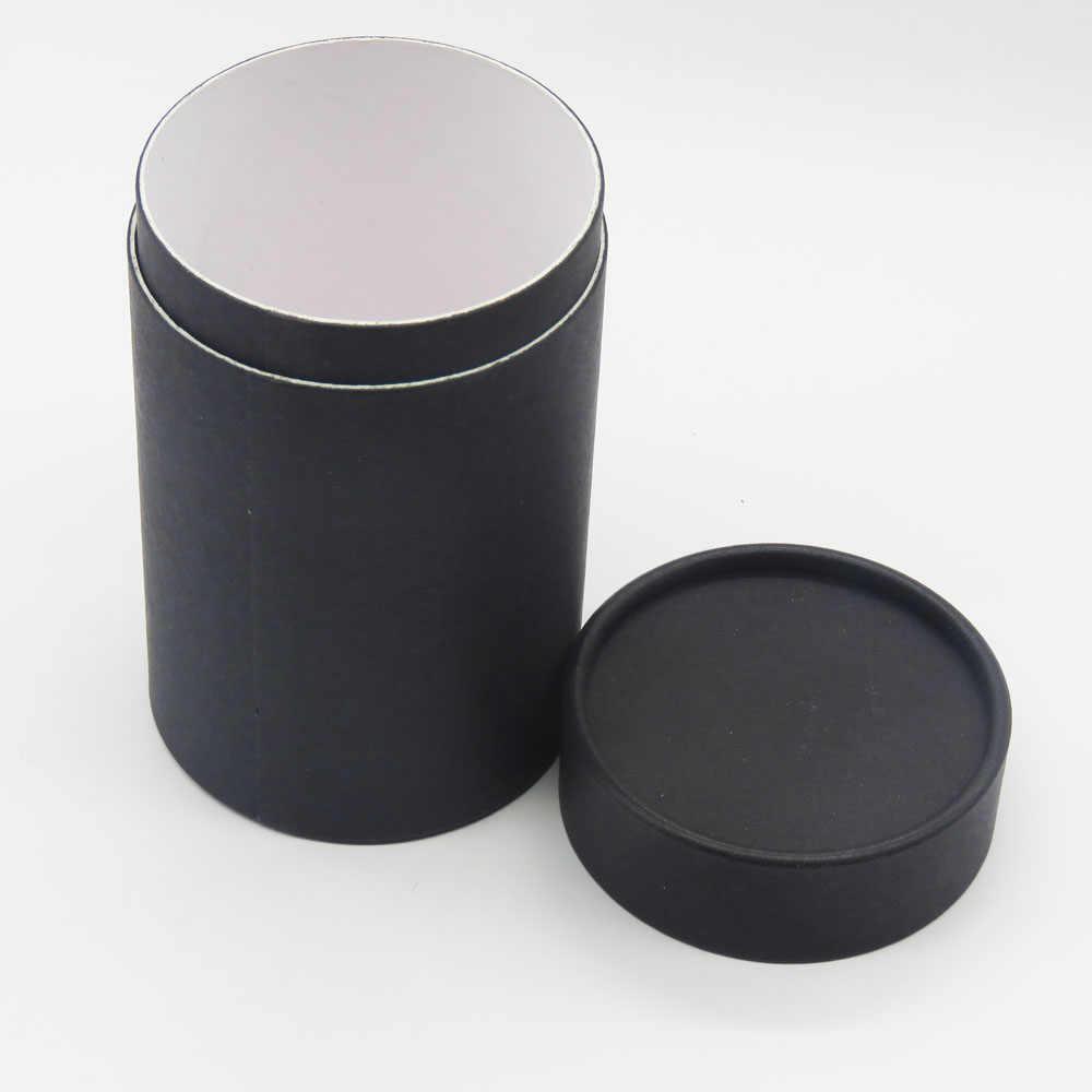 Post mailing papier karton kanister zylinder runde jar flasche verpackung geschenk box pappe rohr