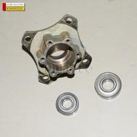 front wheel mounting bracket wheel hub and bearings fit for kinroad 150 gokart or /260cc gokart/buggy