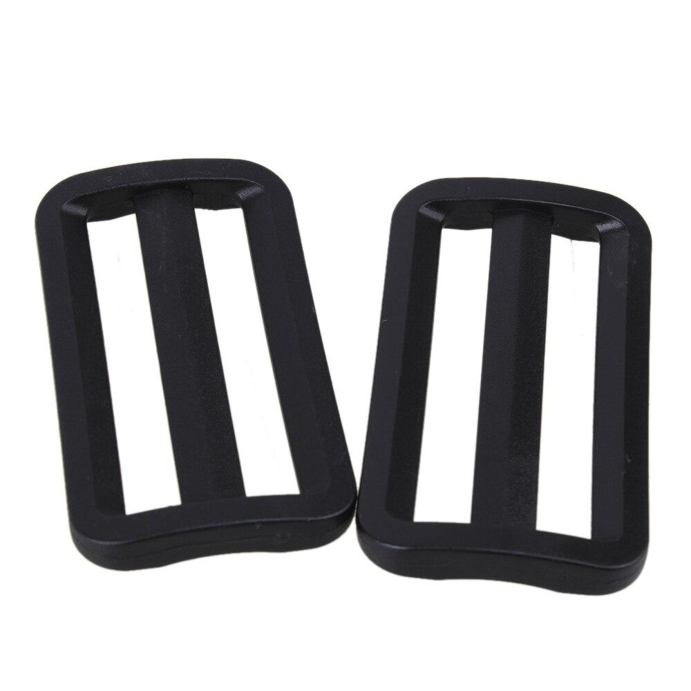 20pcs Tension Lock Plastic Strap Slide Triglide Sliplok Buckles Webbing 50mm|webbing 50mm|webbing buckle|webbing strap buckle - title=