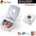 UV dental sanitizer esterilizador for  Denture teeth / toothbrush head / Cons. uv sterilizer, Automatic control Portable box