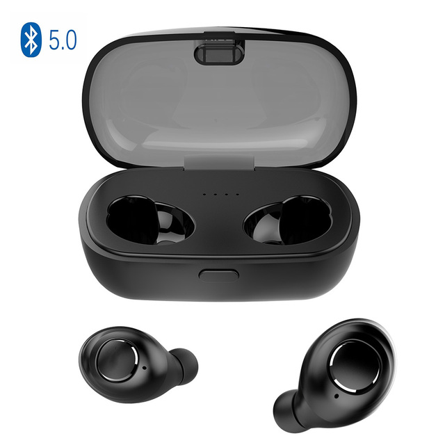 06802af344a X8 TWS Bluetooth 5.0 Earphones Wireless Bluetooth Earphone With Mic Super  Mini Sport Earbuds Charge Case