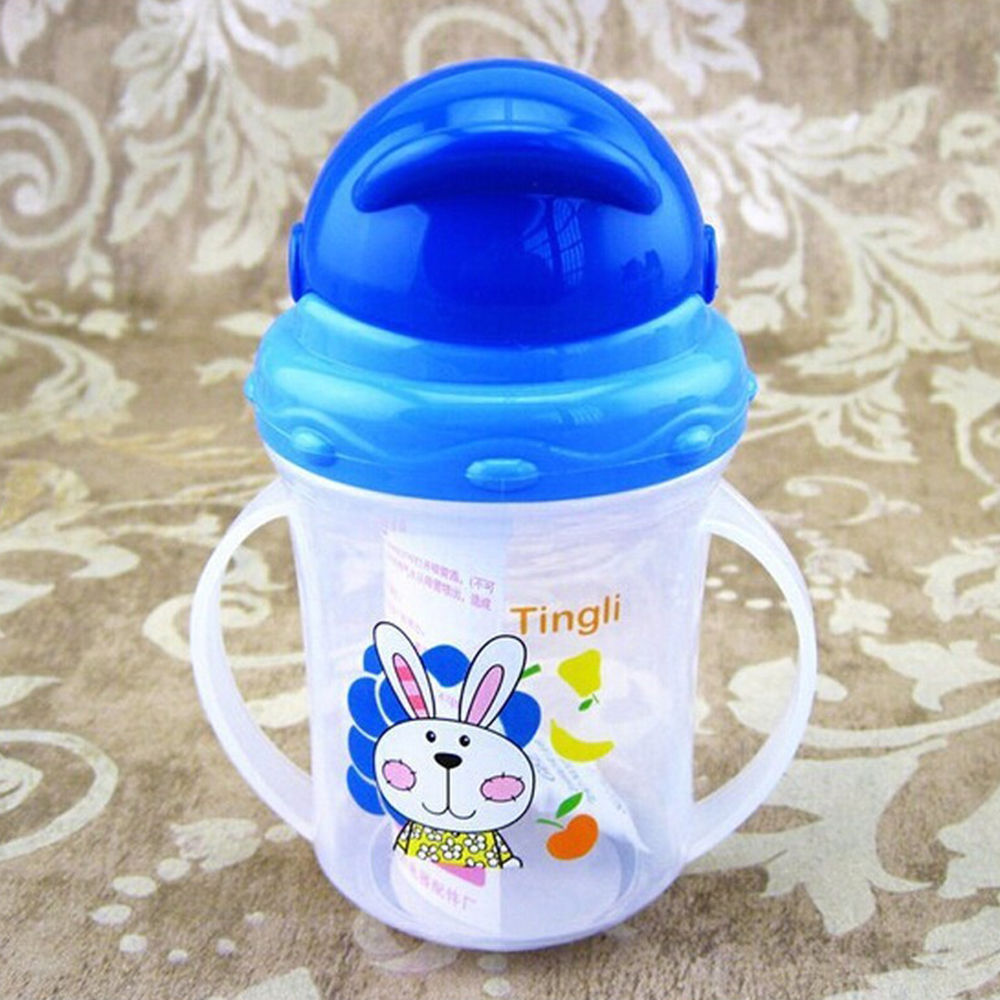 150ml New Infant Baby Cute Rice Cereal Feeding Bottle