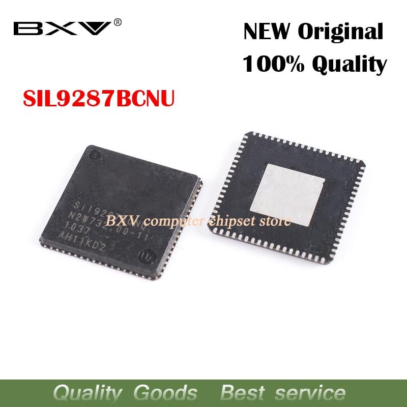 5pcs SIL9287BCNU SiI9287BCNU SIL9287B SIL9287 SiI9287 Si19287BCNU Si19287B Si19287 QFN-72 New Original Laptop Chip Free Shipping