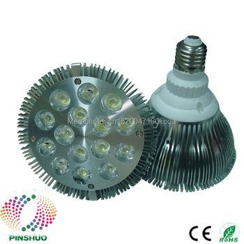 (10PCS/Lot) Bridgelux Chip Thick Housing 15W LED Bulb Par38 LED Light Dimmable COB Ceiling Spotlight Lamp