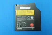 Nueva Batería Original para Lenovo ThinkPad T420S T430S DVD Unidad Ultrabay Negro 45N1041 45N1040