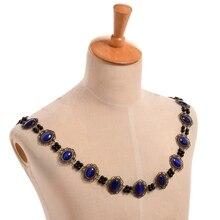 Средневековые мужские аксессуары для косплея, цепочка для косплея династии тюдорс Ренессанс, офисный воротник, елизабетское ожерелье