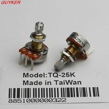 1 шт., тональный чайник для TQ-25K, потенциометр электрогитары