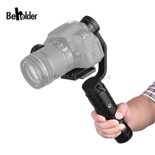 Beholder MS PRO MS-PRO handheld cheap three axis stabilized camera gimbal 3 axis axes for smartphone gopro mirrorless camera