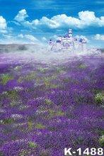 LIFE MAGIC BOX X - Photography Cloth Background The Kingdom Of Lavender