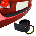 Для Opel Astra H J G Insignia Mokka Corsa D Vectra C Zafira Meriva Автомобильный багажник задний бампер Защита Наклейка аксессуары