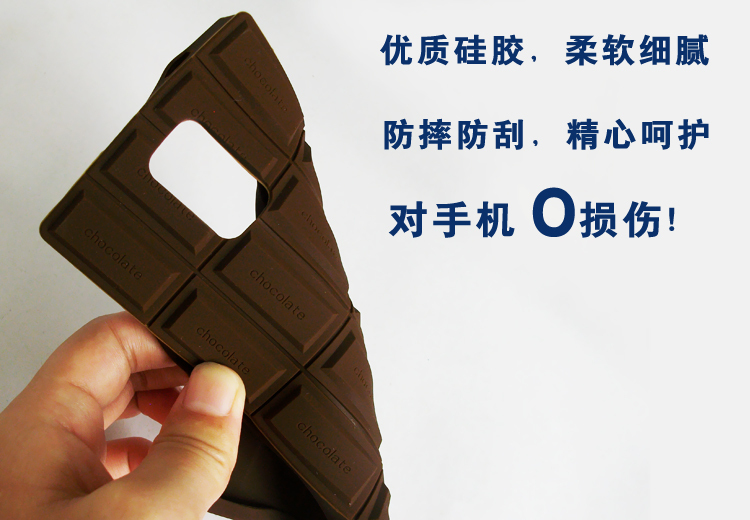 samsung galaxy s5 3d cases. for samsung galaxy s5 case silicone cute 3d chocolate design i9600 phone cases s 5 cover skin soft defender wholesale/free gift-in from 3d