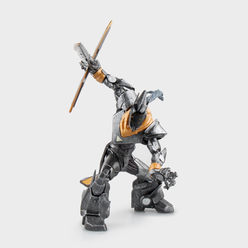 Anime Game LOL The Project Master Yi The Wuji Blademan Action Figure