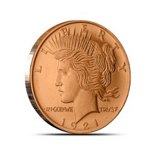 24K gold coins custom  cheap price USA high quality 3D Coin