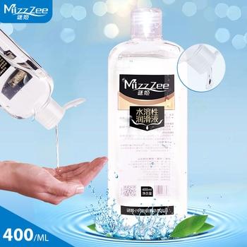 Lubrifiant 400 ML pour lubrifiant sexuel lubrifiant sexuel facile à nettoyer lubrifiant sexuel pour vagin Oral Gel sexuel Anal pour lubrifiants gais