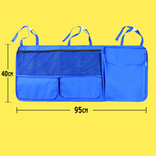 SUV Jeep Trunk Organizer, Portable Storage Food Bottle Mesh Bag