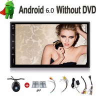 7Inch 2DIN Android4 4 4 Car Stereo Audio Wifi GPS Navigation Road FM Radio Bluetooth USB